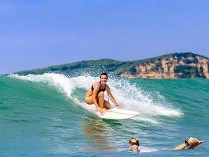 14 Days Thrilling Surf Camp Canggu, Bali