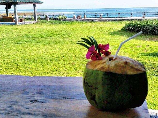 8 Days Yoga and Surf Retreat in Sanur, Bali