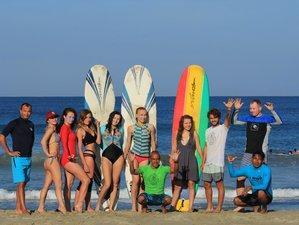 15 Tage Surf Camp und Yoga Urlaub in Mexiko