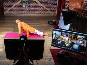 Self-Paced 300-Hour Online Multi Style Yoga Teacher Training Course - Hatha, Ashtanga & Vinyasa