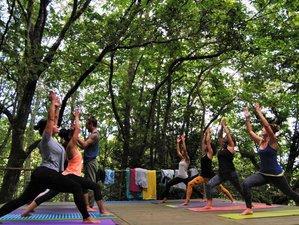 7 jours en stage de yoga pour tous les niveaux dans les Asturies, Espagne