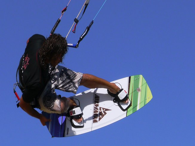 7 Days Kite Surf Camp in Portugal