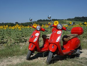 6 Day San Gimignano Self-Guided Motorcycle Tour in Tuscany