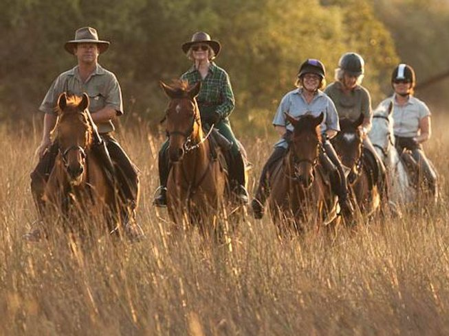 4 Days Horseback Safari in Botswana