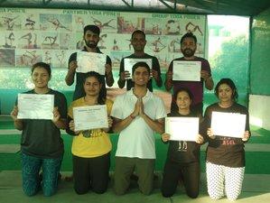 30 Day 300-Hour Hatha and Ashtanga, Vinyasa, Iyengar Yoga Teacher Training in Dehradun