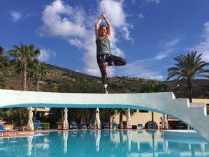 8 Days Hatha Yoga Retreat in Lipari, Italy