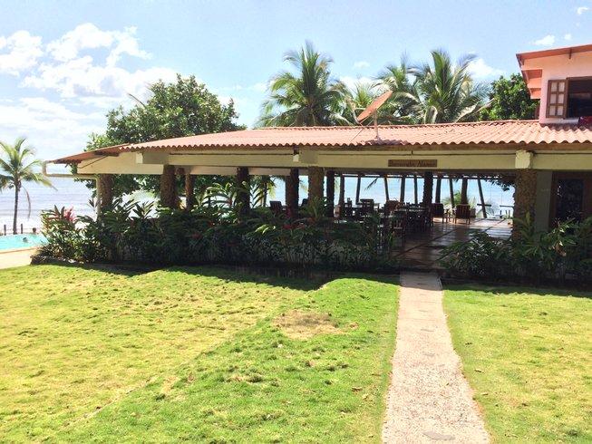 7 Days Invigorating Yoga Holiday and Surf Camp Playa Reina, Panama