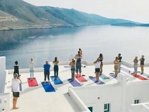 7 Day Women's Yoga Retreat on Greek Island