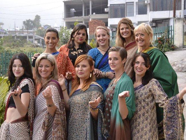69 Days 500-Hour Yoga Teacher Training in Rishikesh, India
