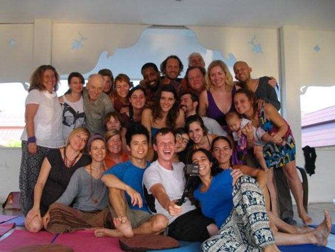6 Days Silent Meditation and Yoga Retreat in Thailand