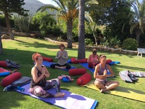 8 Days Mesmerizing Yoga Retreat in Spain