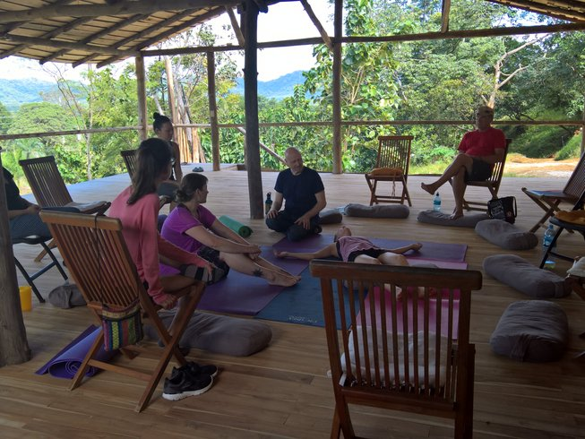 5 Days Spiritual Healing and Yoga Retreat in Costa Rica