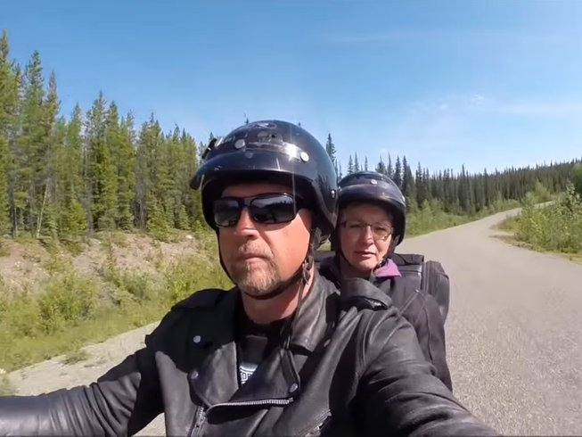 21 Days Guided Canada and USA Motorcycle Tour