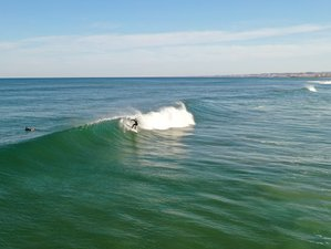 8 Day Make Your Surfing Dreams Come True through an Epic Surf Camp in Ovar near Oporto