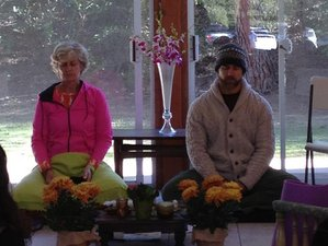 6 Days Silent Meditation Retreat in USA