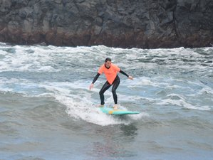 8 Days Surf Camp in Porto da Cruz, Madeira Island, Portugal