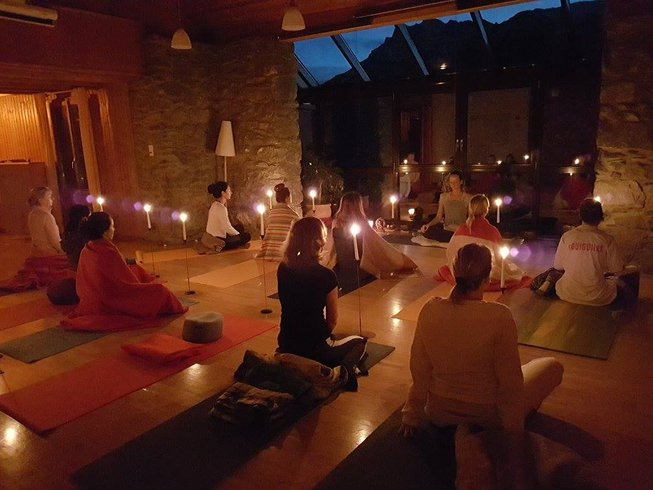 4 jours en retraite de yoga, méditation et art en plein air à Valence, Espagne