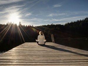 8 Tage Ganzheitliches Reiki, Yoga und Detox Retreat auf Elba, Italien