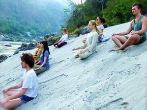 7 Day Meditation and Yoga Retreat Designed for Your Peace of Mind in Rishikesh, Uttarakhand