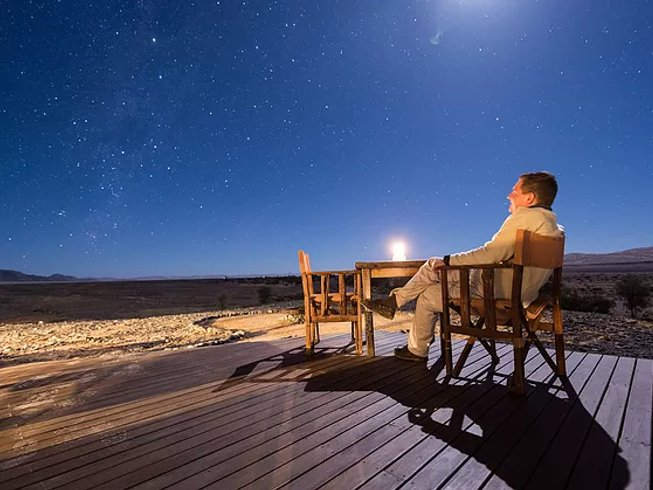 10 Days Luxury Desert Safari Namibia
