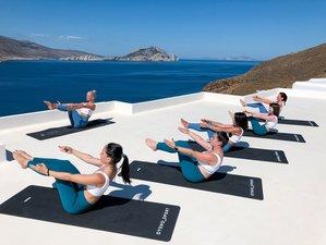 24 Day 200-Hour Hatha, Vinyasa, and Ashtanga Yoga Teacher Training with Meditation in Amorgos