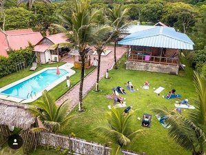8 Days Surf and Yoga Camp Experience in Ayampe, Ecuador