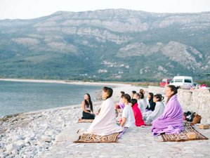 8 Days Full Moon Cleansing Yoga Retreat in Montenegro