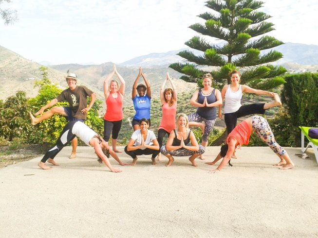 6 Days Yoga and Healthy Lifestyle Retreat in Spain