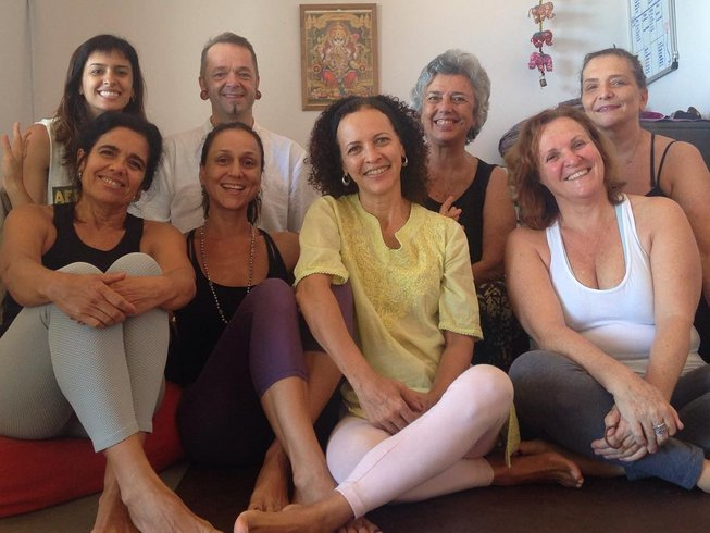 11 Days Yin Fascial Yoga Teacher Training in Portugal