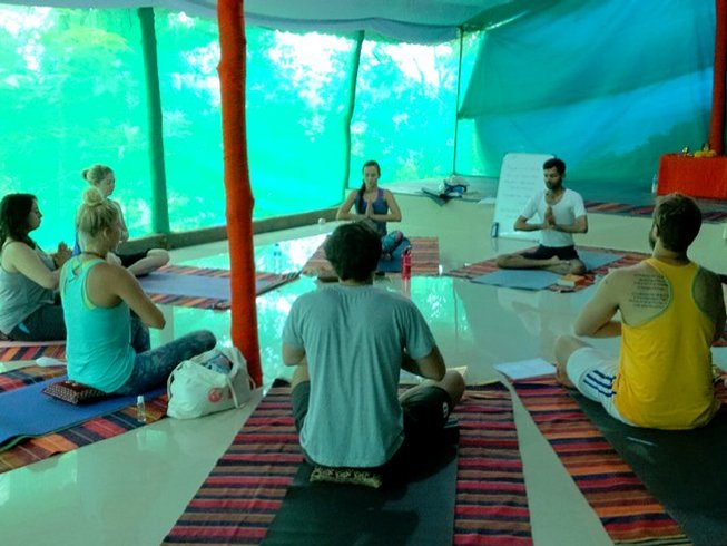 29 Days 300-Hour Yoga Teacher Training in Goa, India