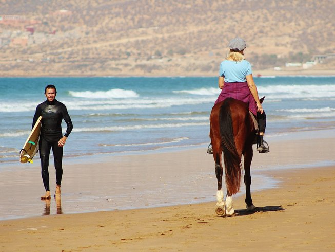 7 Days Surf Camp and Power Yoga Retreat in Morocco