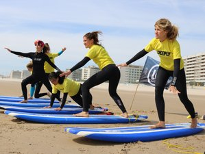 7 Days Summer Surf Camp Porto Area, Portugal