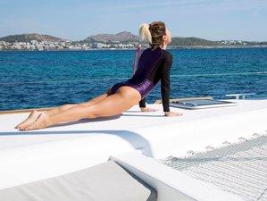 8 Day Cruise and Yoga Holiday on Greek Argosaronic Islands in Attica