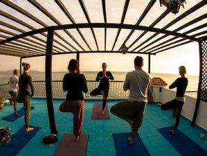8 jours en stage yoga et de surf à Taghazout, Maroc
