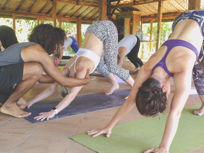 40 Tage 300-Stunden Yogalehrer Ausbildung in Dickwella, Sri Lanka