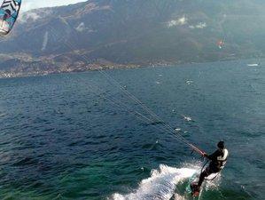 4 Days Invigorating Kite Surf Camp in Brescia Area, Italy