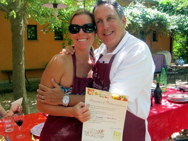 4 Days Italy Wine Tour & Cookery Vacation