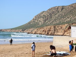 8 Day Surf Holiday for Beginner and Intermediate Surfers in Sidi Kaouki, Essaouira