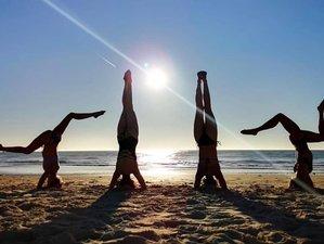 5 Tage Flow Into 2021, ein Neujahrs Yoga Retreat in Conil de la Frontera, Cadiz