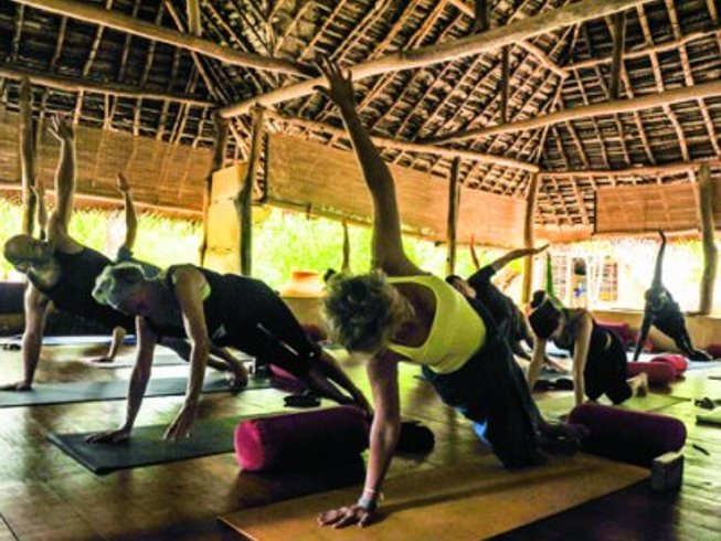 15 Days Vinyasa Flow Yoga Retreat Sri Lanka