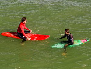 6 Day Surf Lessons for All Levels in Peniche