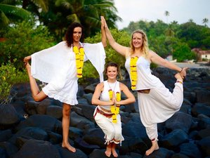 6 Days Rejuvenating Yoga Retreat in Goa, India
