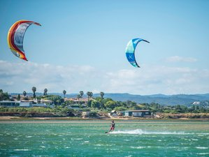 8 Day Kitesurfing Camp in Lagos, Algarve
