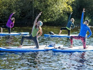 4 Days Weekend SUP Yoga Retreat in Norfolk, UK