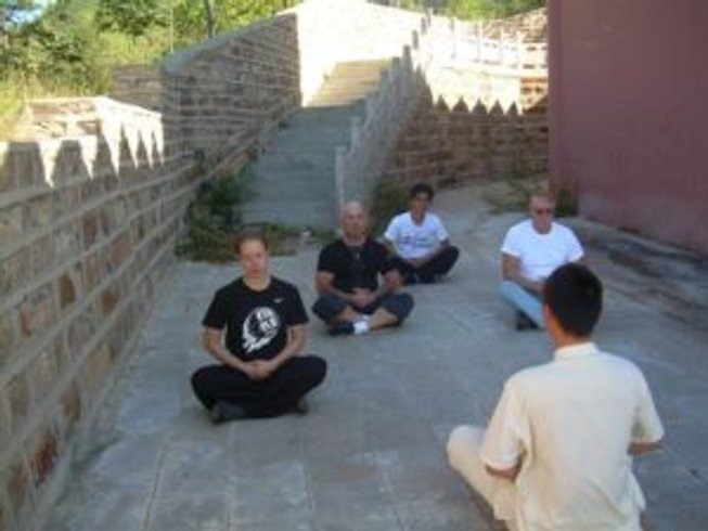 2 Months Kung Fu Training in Handan (Birthplace of Taichi), China