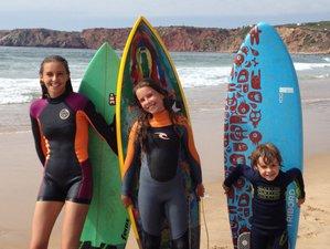 8 Days Family Summer Yoga Retreat in Algarve, Portugal