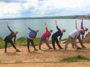 5 Days Midweek Coastal Walking and Yoga Retreat in East Yorkshire, UK