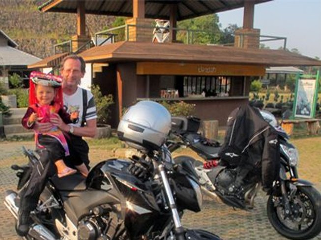8 Days Unseen Thailand Motorcycle Tours