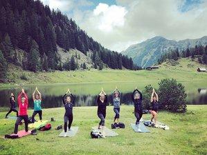 5 Tage Yoga am Berg Retreat in der Steiermark, Österreich