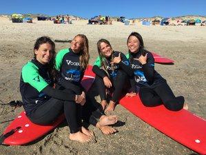 8 Days Unforgettable Surf Camp in Povoa de Varzim, North Porto, Portugal